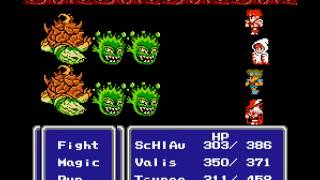 NES Longplay [225] Final Fantasy III (part 2 of 7)