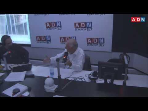 Ricardo Lagos en ADN 19 Diciembre 2016