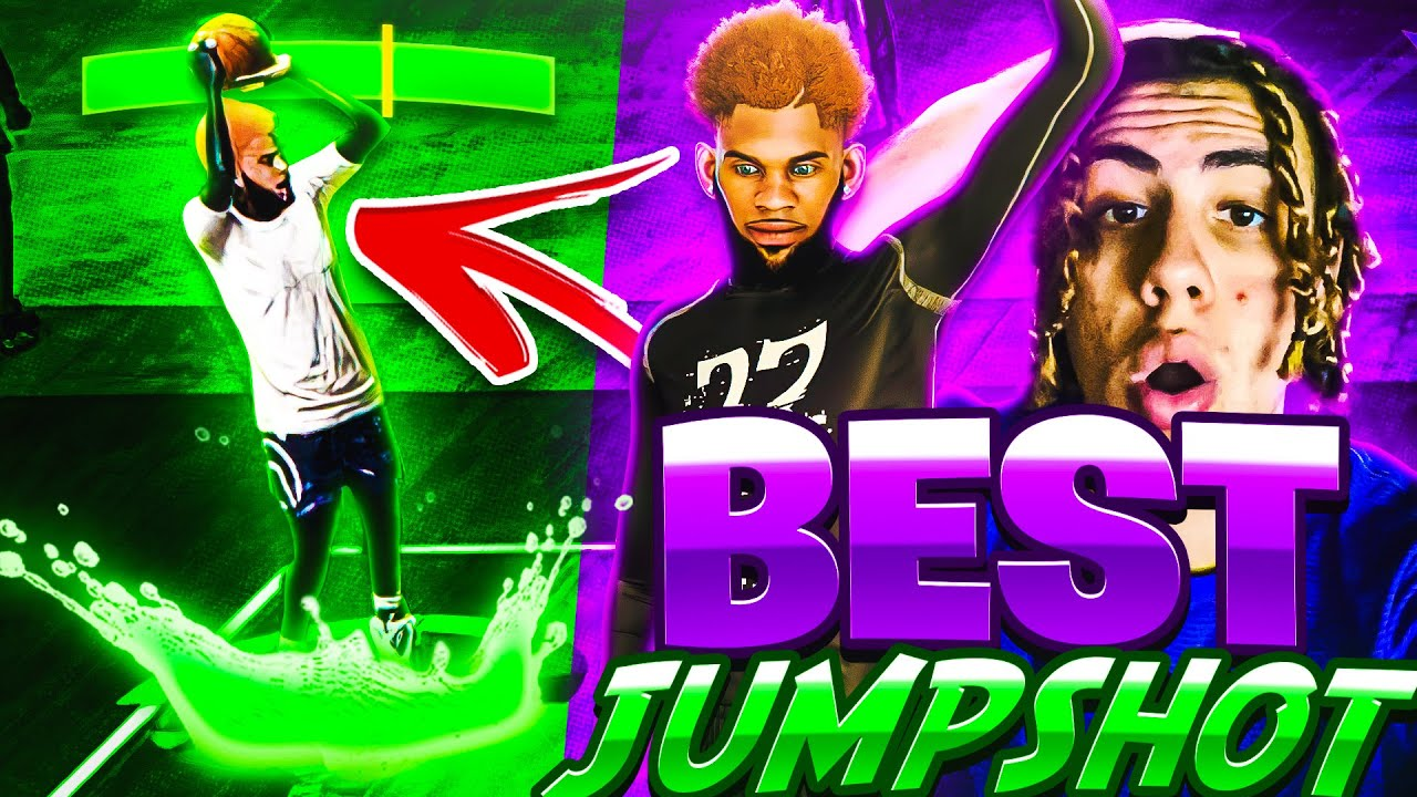 *NEW* BEST JUMPSHOT AFTER PATCH IN NBA 2K21 HIGHEST GREEN WINDOW 100% GREENLIGHT NEVER MISS AGAIN!