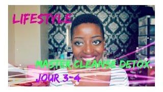 Lifestyle I Master Cleanse Detox Day 3-4 I DMK