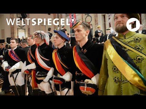Österreich: FPÖ und die Burschenschaften |  Weltspiegel