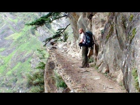 Deadly Chamba Valley Trek Part 2, India Episode 8-3min SD