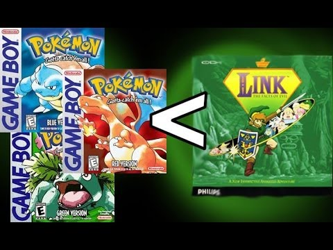 Pokemon Theory: Red and Blue The Worst Games Ever?