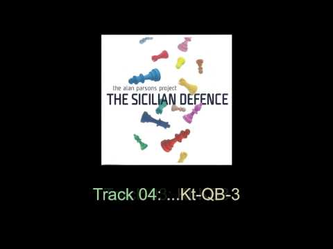 The Sicilian Defence - The Alan Parsons Project - Full Album