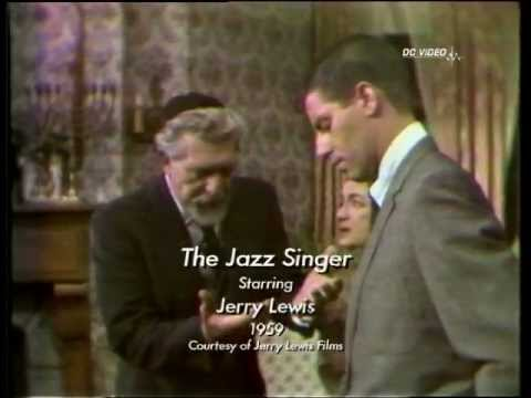 The Jazz Singer starring Jerry Lewis. Color. 1959.