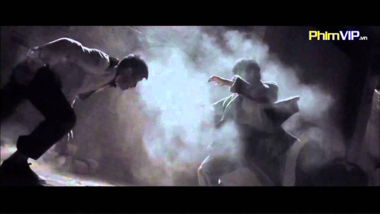 Mã Vĩnh Trinh đấu võ với Long Thất - Phim Đại Chiến Bến Thượng Hải Full -  YouTube