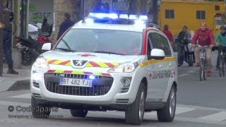 Peugeot 4007 de la Croix Rouge + SPVL 281 // Red Cross Car