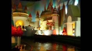 中国の奇妙な遊園地(上海・錦江楽園)-Strange amusement park in China-