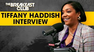 Tiffany Haddish Talks Dating, Smackin