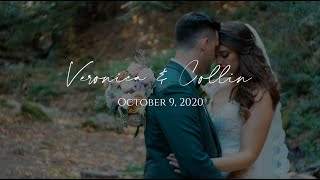 Veronica and Collin | Stunning California Wedding
