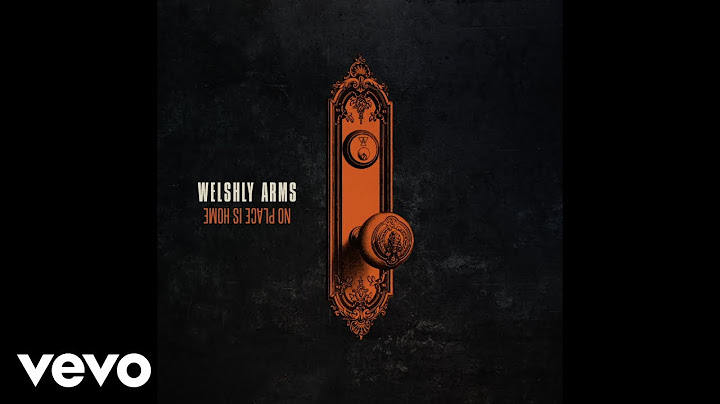 welshly arms  indestructible audio