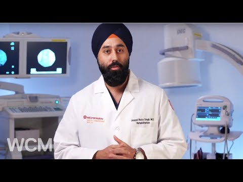 Weill Cornell Medicine Center for Comprehensive Spine Care: Sciatic Nerve Pain