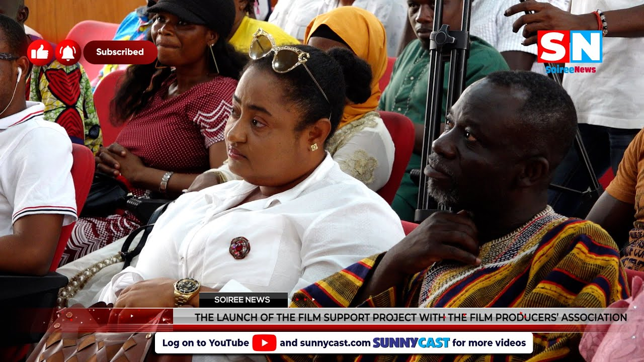 Download Ghana News: FIPAG explains the Film Support Fund and who qualifies for it