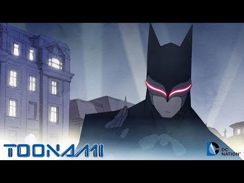 DC Nation | Batman Of Shanghai | Toonami