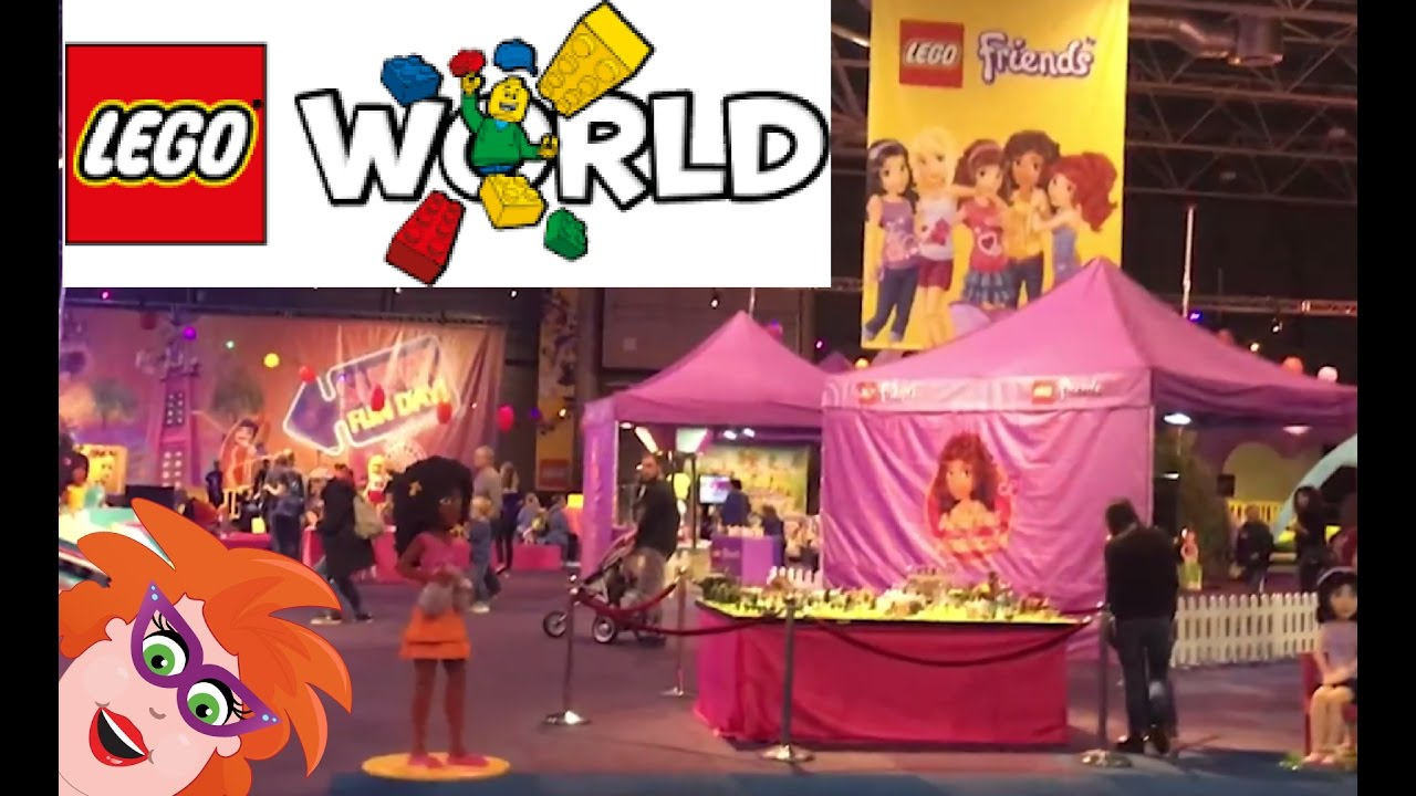 Lego world 2016 beurs in utrecht jaarbeurs vlog giant for Jaarbeurs utrecht 2016