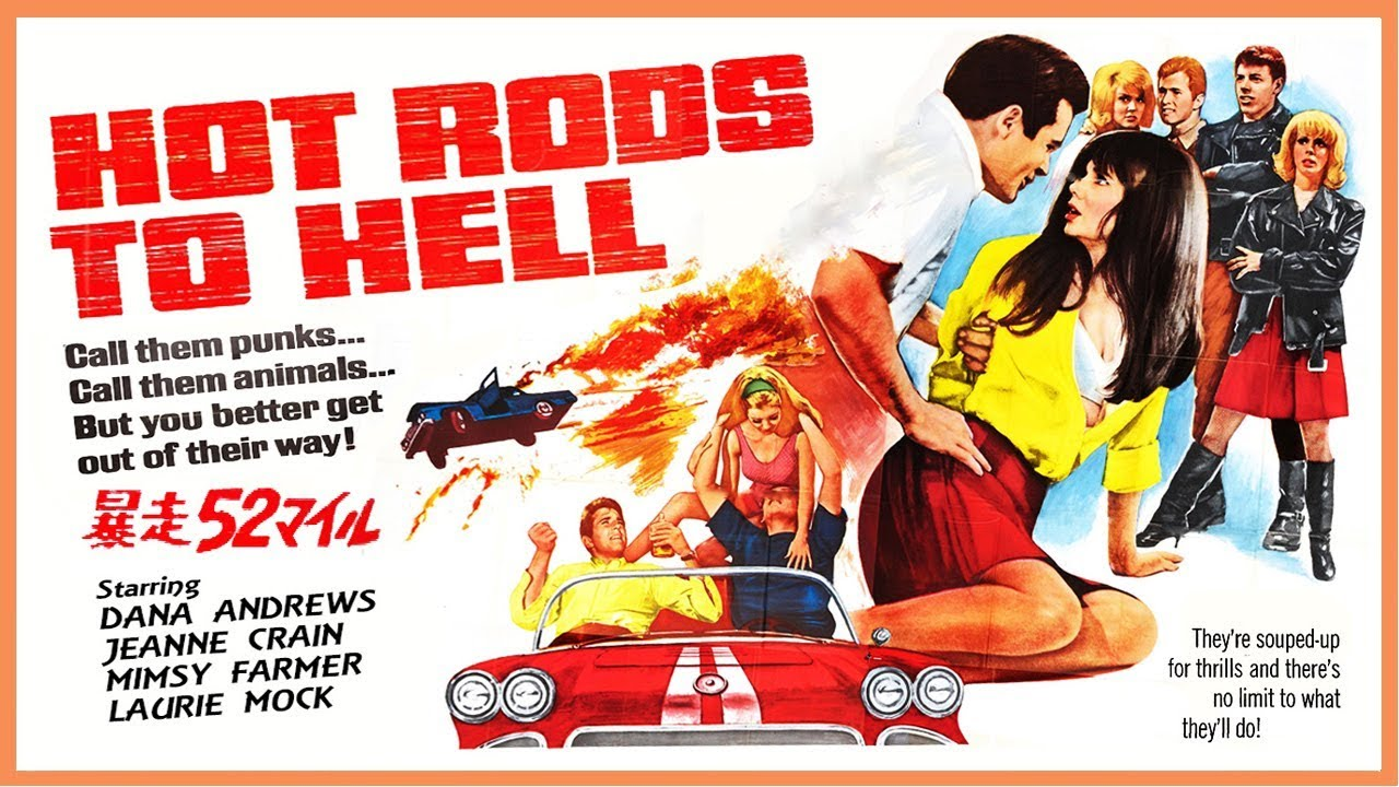 Hot Rods to Hell (1967)