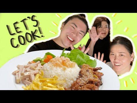 COOK WITH BILL👨🏻🍳🍲: Nấu Cơm Âm Phủ Với Gia Đình Của Bill