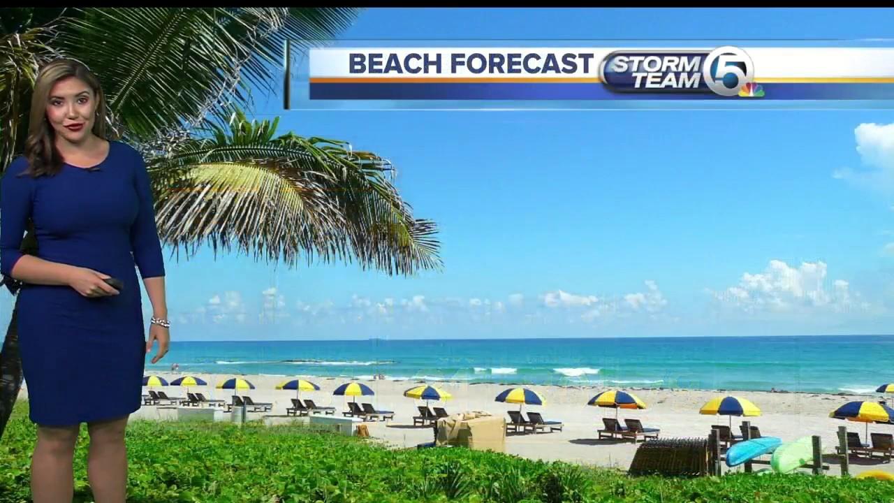 South Florida Thursday morning forecast (4/20/17) - YouTube