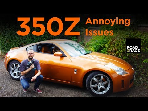 Fixing My 350z S Annoying Issues Road Race S05e05