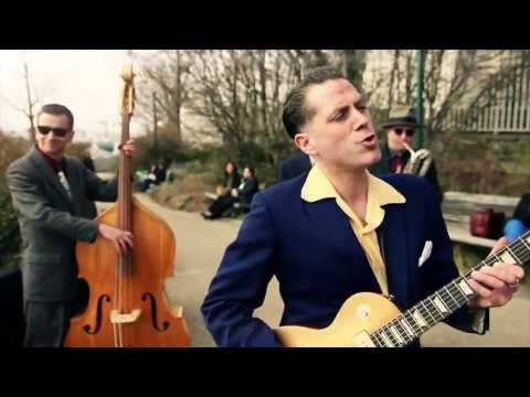 Nico Duportal & his Rhythm Dudes - Real Rockin' Papa - Official Video Clip FULL HD