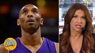 Kobe so loved basketball, and we can't let him down - Rachel Nichols | The Jump