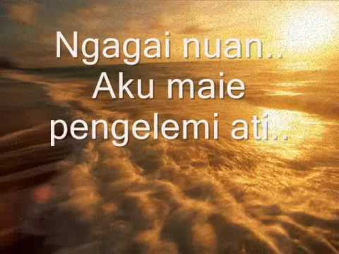 Ku Angkat Jari - Kenny Hugh ( Lyricist Version )