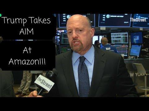 Jim Cramer on Amazon, Apple, Target, Walmart, Alibaba, Coach, and more (Investing Advice)
