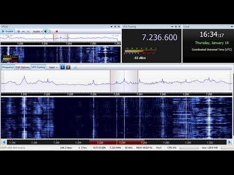 18 01 2018 Radio Ethiopia in Tigrinya, not in English to EaAf 1633 on 7236,6 Addis Ababa Gedja