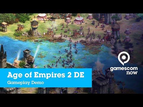 #gamescom2019 - Age of Empires 2 Definitive Edition Gameplay Demo | IGN @ gamescom now