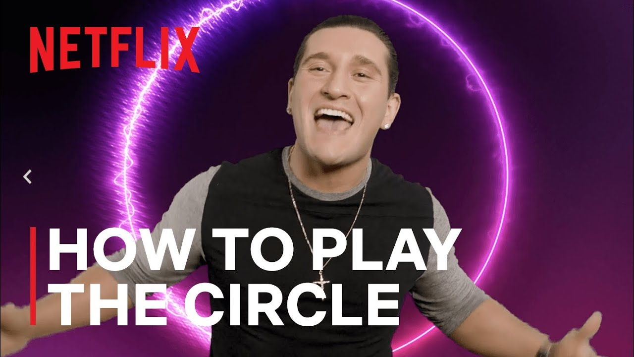 How To Play The Circle With Joey Sasso | The Circle Season 2 | Netflix