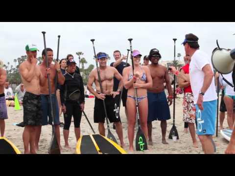 Quickblade at Santa Monica Pier Paddleboard Race & Ocean Festival