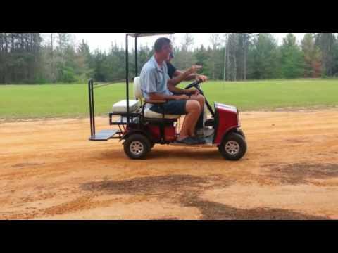 Mini Golf Cart Racer Youtube