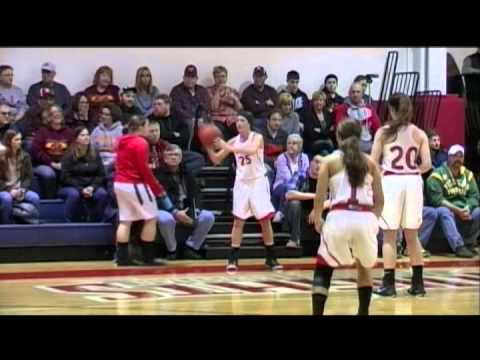 MSL Basketball - Berne Union at FCA - girls - 01-24-15
