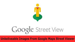 Random Mind: Unbeliveable images from Google maps street viewer