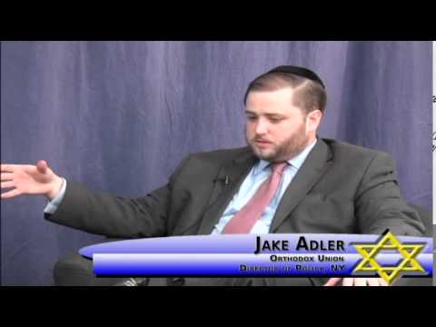 Jake Adler, NYS Lobbyist for the Orthodox Union