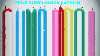 Cathlin Birthday Cakes Pasteles