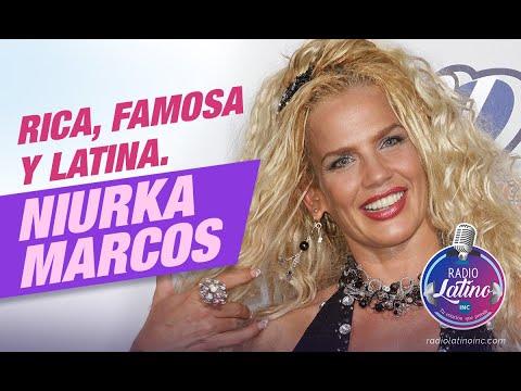 Niurka Marcos: Rica, Famosa & Latina | Reporte Hollywood | Radio Latino |