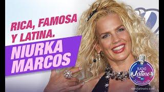 Niurka Marcos en Reporte Hollywood