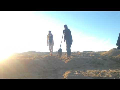Пантера Милан на съемках музыкального видео клипа Марии Мии