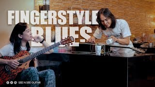 Fingerstyle Blues - Marcos Kaiser - See N See Guitar
