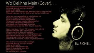 Wo Dekhne Mein   Lyrical Cover   Movie - London Paris Newyork