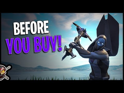 Omen  Oracle Axe  Before You Buy  Fortnite