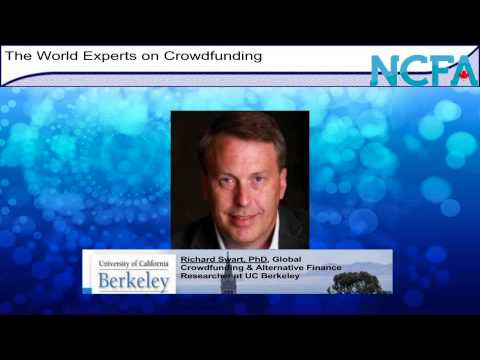 Global Crowdfunding with Dr. Richard Swart, UC Berkeley, Director of Crowdfunding Research