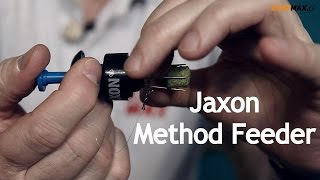Jaxon/zestaw końcowy, koszyczki, foremki, przynęty do method feedera