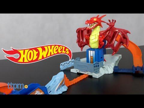 Hot Wheels Dragon Blast from Mattel