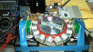 Нейтрализуя магнитное поле мы создаем вечный двигатель