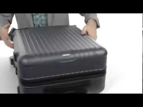 Rimowa Salsa   Cabin Multiwheel® International SKU: # 8030951   YouTube