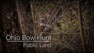 Ohio Public Land Bow Hunt | Bow Hunting Public Land