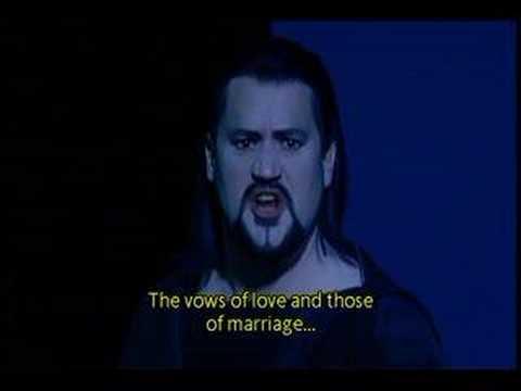 Christoph Willibald Gluck - Alceste Act II Scene 3