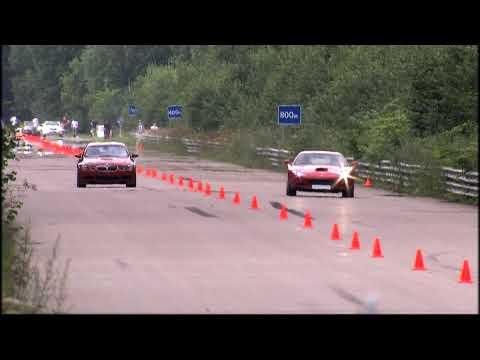 Moscow Unlim 500: BMW M3 vs Ferrari 575M